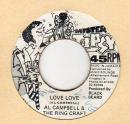 Al Campbell & The Ring Craft - Love Love