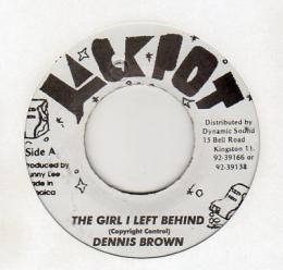 Dennis Brown - The Girl I Left Behind