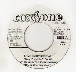 Tony Tuff - Love Light Shining