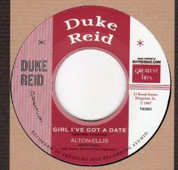 Alton Ellis - Girl I've Got A Date