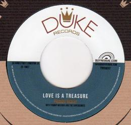 Freddie McKay - Love Is A Treasure