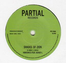 Vibronics ft Boney L - Shades Of Zion