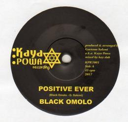 Black Omolo - Positive Ever