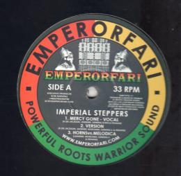 Imperial Steppers - Mercy Gone