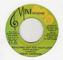 Susan Cadogan - Reaching Out For Your Love