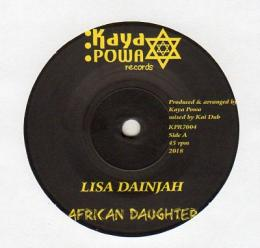 Lisa Dainjah - African Daughter