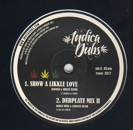 Danman & Shelly Ravid - Show A Likke Love