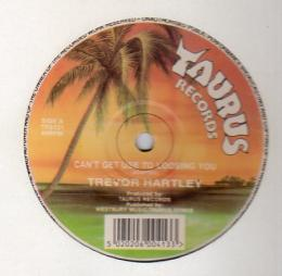 Trevor Hartley - Can't Get Use To Loosing You