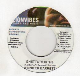 Jennifer Barrett - Ghetto Youths