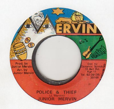 Junior Mervin - Police & Thief