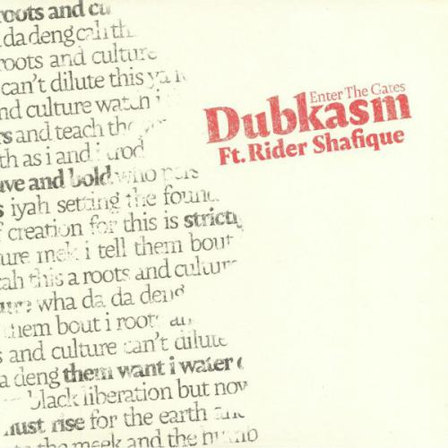 Dubkasm ft Rider Shafique - Enter The Gates