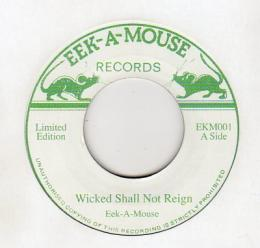Eek A Mouse - Wicked Shall Not Reign