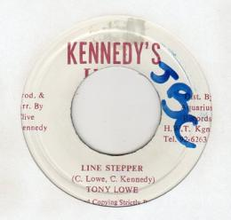 Tony Lowe - Line Stepper