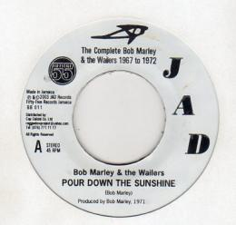 Bob Marley & The Wailers - Pour Down The Sunshine