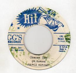 Prince Huntley - Granny Iley