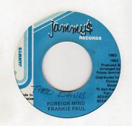 Frankie Paul - Foreign Mind