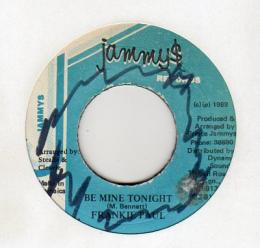 Frankie Paul - Be Mine Tonight