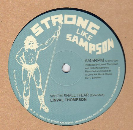 Linval Thompson - Whom Shall I Fear (Extd.)