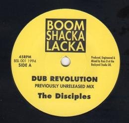 The Disciples - Dub Revolution