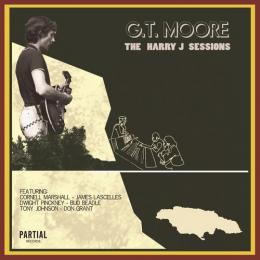 (CD) G.T. Moore - The Harry J Sessions