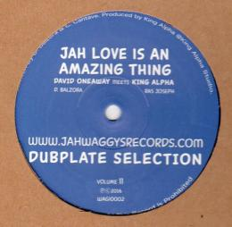 David Oneaway Meets King Alpha - Jah Love Is...