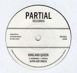 Alpha And Omega - King And Queen