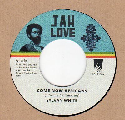 Sylvan White - Come Now Africans