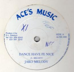 Jako Melody - Dance Have Fe Nice