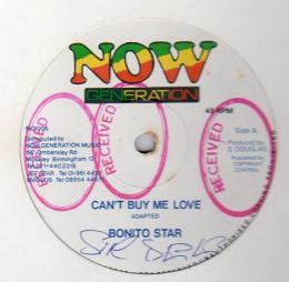 Bonito Star - Can't Buy Me Love