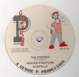 Apache Stratchie - The Stepper