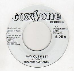 Roland Alphonso - Way Out West