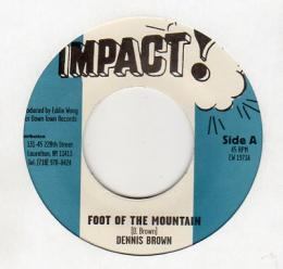 Dennis Brown - Foot Of The Mountain
