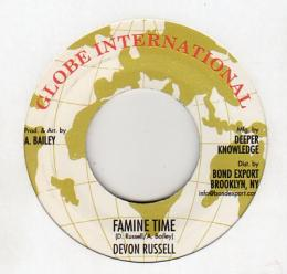 Devon Russell - Famine Time