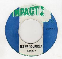 Trinity - Set Up Yourself