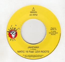 Matic 16 Feat Levi Roots - Jahovah