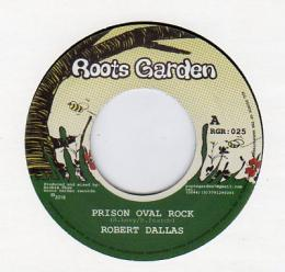 Robert Dallas - Prison Oval Rock