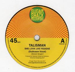 Talisman - She Look Like Reggae (Dubkasm Vocal)