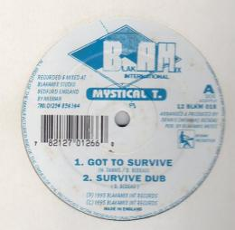 Mystical T - Got To Survive