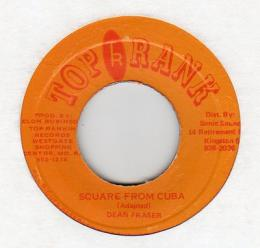 Dean Fraser - Square From Cuba