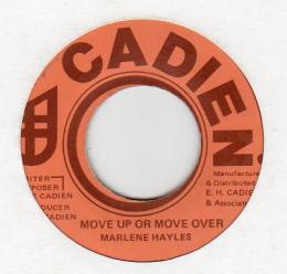 Marlene Hayles - Move Up Or Move Over