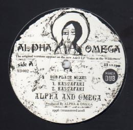 Alpha & Omega - Rastafari (Dubplate Mixes)