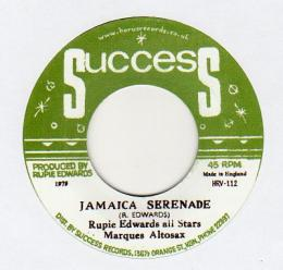 Rupie Edwards All Stars - Jamaica Serenade