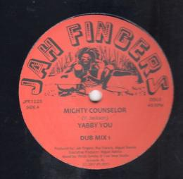 Yabby You - Mighty Counselor