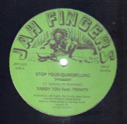 Yabby You feat Trinity - Stop Your Quarrelling