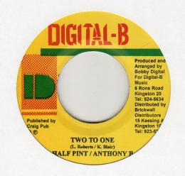Half Pint & Anthony B - Two To One