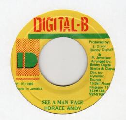 Horace Andy - See A Man Face