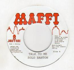 Solo Banton - Talk To Me