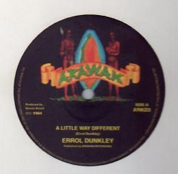 Errol Dunkley - A Little Way Different