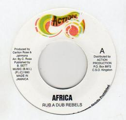 Rub A Dub Rebels - Africa
