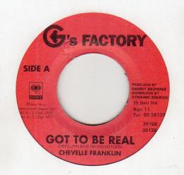 Chevelle Franklin - Got To Be Real